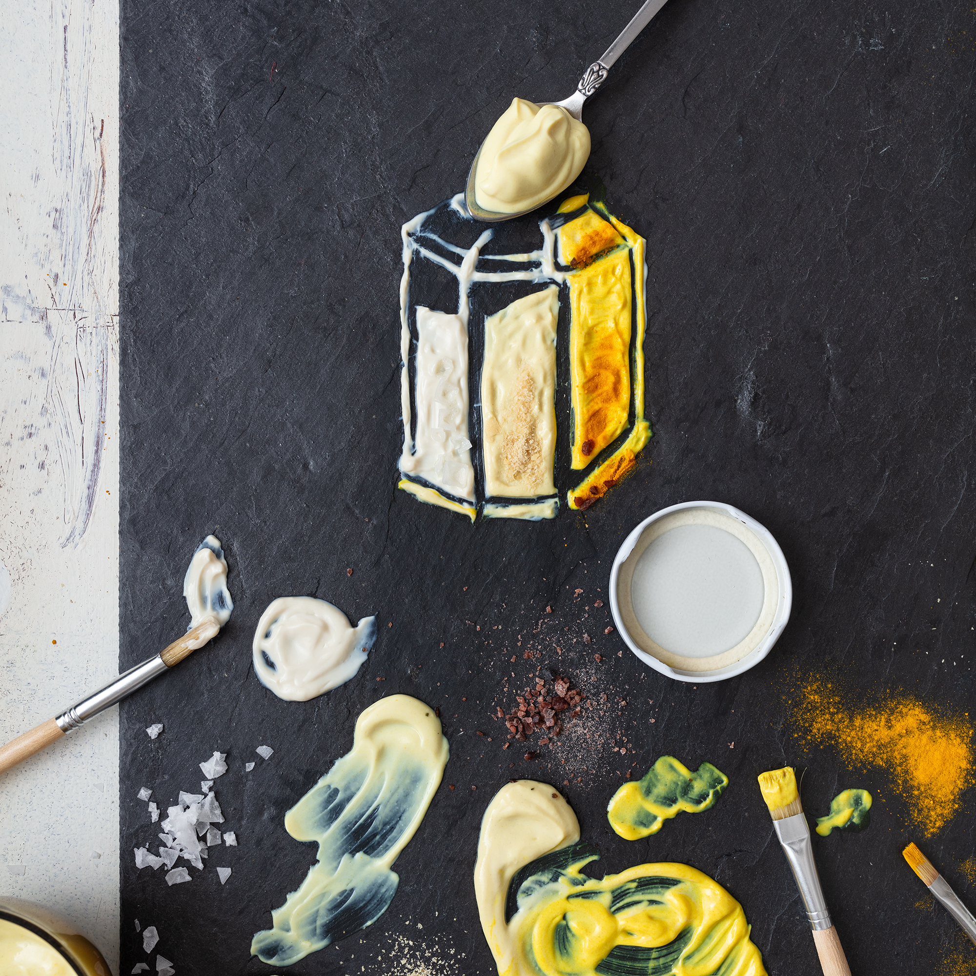 Vegan Mayonnaise Recipe