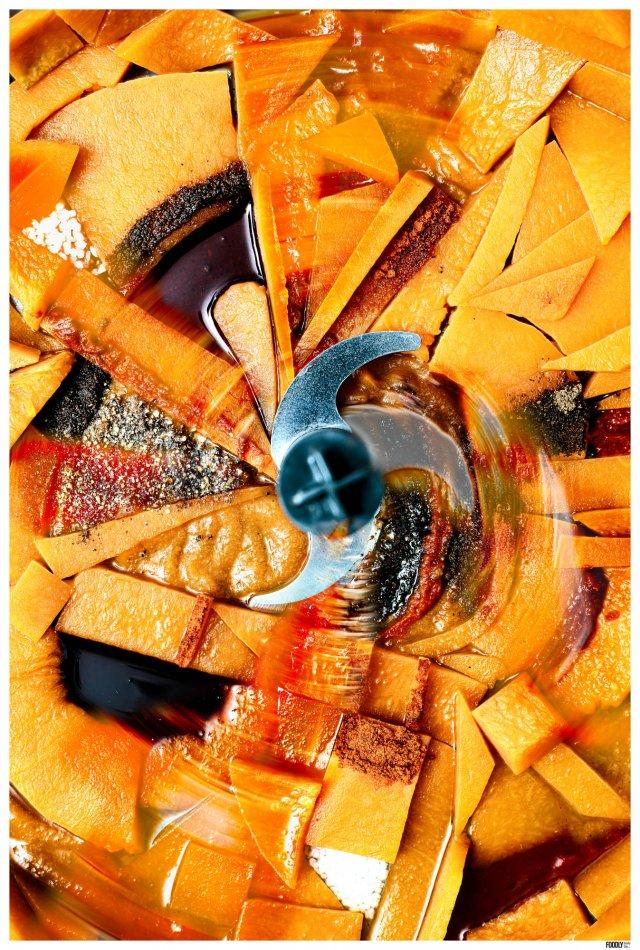 Pumpkin ketchup by foodlydoodlydoo_